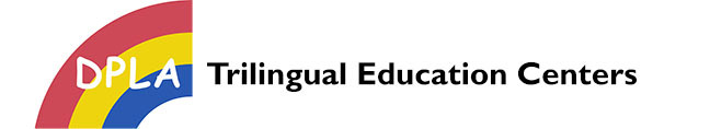 DPLA Trilingual Education Center Logo